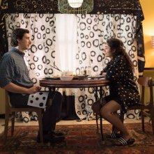 Paterson: Adam Driver e Golshifteh Farahani in una scena del film