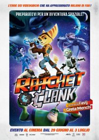 Ratchet & Clank – Il Film in streaming & download