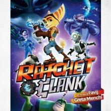Locandina di Ratchet & Clank - Il film