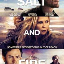 Locandina di Salt and Fire