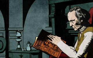Extraordinary Tales: una scena del film di Raul Garcia