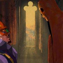 Extraordinary Tales: una suggestiva scena del film di Raul Garcia