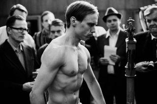 The Happiest Day in the Life of Olli Mäki: il protagonista del film in una scena