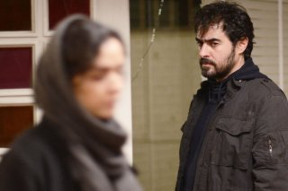 The Salesman: Taraneh Alidoosti e Shahab Hosseini in un momento teso del film