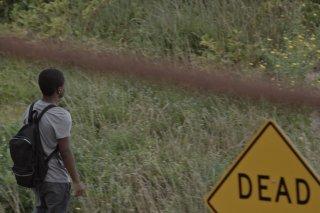 The Transfiguration: Eric Ruffin in una scena del film