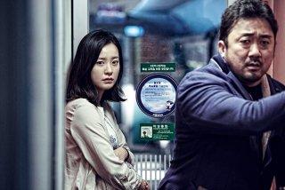 Train to Busan: una scena del film