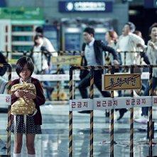Train to Busan: un'immagine tratta dal film