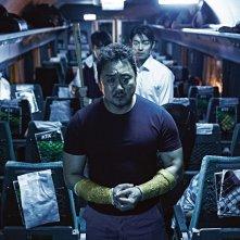 Train to Busan: un'immagine del film
