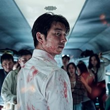 Train to Busan: un'immagine tratta dal film sudcoreano