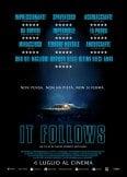It Follows: locandina italiana del film