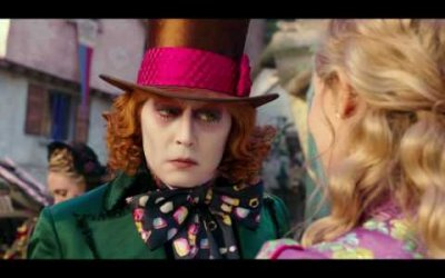 """Alice Through The Looking Glass - Clip """"Meet Young Hatter"""""""