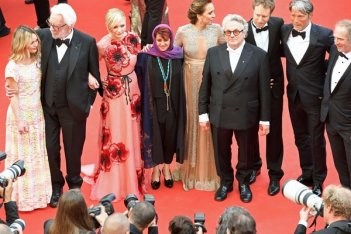 Festival di Cannes 2016: la giuria sul red carpet