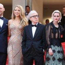 Festival di Cannes 2016: il cast di Cafe Society sul red carpet