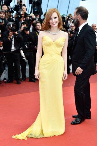 Festival di Cannes 2016: Jessica Chastain sul red carpet
