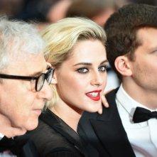 Festival di Cannes 2016: Woody Allen, Kristen Stewart e Jesse Eisenberg sul red carpet