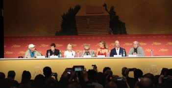 Cafe Society: Woody Allen e il cast in conferenza stampa a Cannes