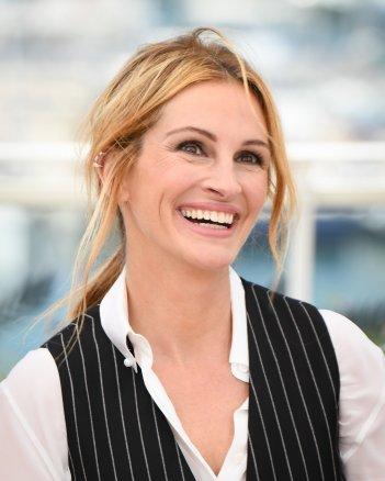 Money Monster: Julia Roberts al photocall di Cannes