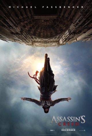 Assassin's Creed: la locandina ufficiale