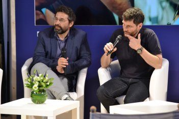 Cannes 2016: Thanos Anastopoulos e Davide Del Degan presentano L'ultima spiaggia