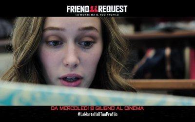 """Friend request - La morte ha il tuo profilo - Spot """"Le hai postate tu?"""""""