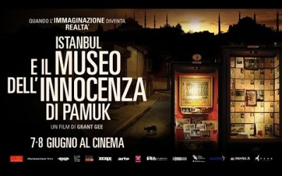 Istanbul e il Museo dell'Innocenza di Pamuk - Trailer