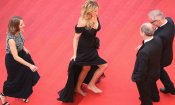 Cannes 2016: Julia Roberts a piedi nudi sul red carpet