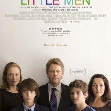 Locandina di Little Men