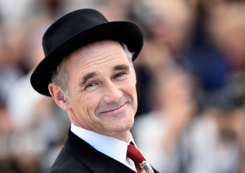The BFG: Mark Rylance durante il photocall a Cannes