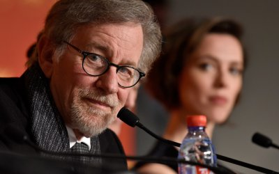 Spielberg presenta il Grande Gigante Gentile a Cannes: Non smettete di credere nella magia