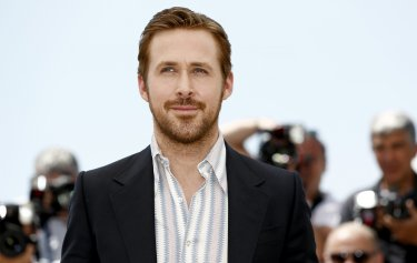 The Nice Guys: Ryan Gosling in un momento del photocall a Cannes 2016