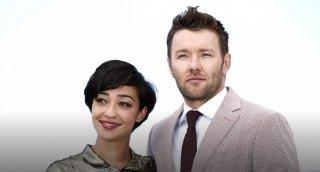 Loving: un primo piano di Ruth Negga e Joel Edgerton a Cannes
