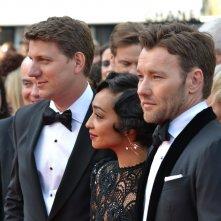 Cannes 2016: Joel Edgerton, Ruth Negga e Jeff Nichols posano sul red carpet di Loving