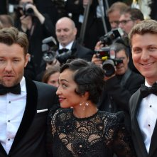 Cannes 2016: Joel Edgerton, Ruth Negga e Jeff Nichols sul red carpet di Loving