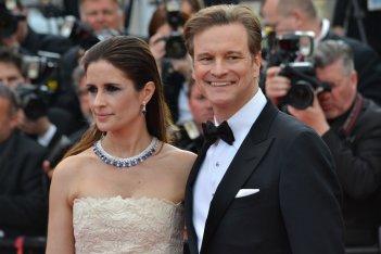 Cannes 2016: Colin Firth sul red carpet di Loving
