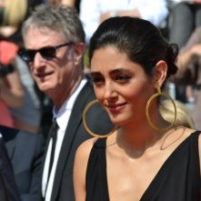 Cannes 2016: uno scatto di Golshifteh Farahani sul red carpet per Paterson