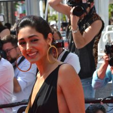 Cannes 2016: Golshifteh Farahani sul red carpet per Paterson
