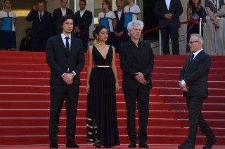 Cannes 2016: Jim Jarmusch, Adam Driver, Golshifteh Farahani sul red carpet per Paterson