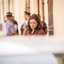 Romanzo siciliano: l'attrice Eleonora Bollatenente è Anna Damiani