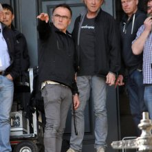 Trainspotting 2: Danny Boyle sul set con la troupe