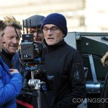 Trainspotting 2: Danny Boyle con la troupe