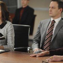 The Good Wife: Julianna Margulies, Christine Baranski nell'episodio Un pugno di voti