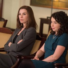 The Good Wife: Julianna Margulies nell'episodio Respinta