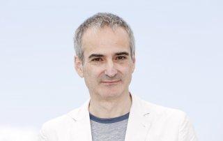 Personal Shopper: un primo piano di Olivier Assayas al photocall di Cannes