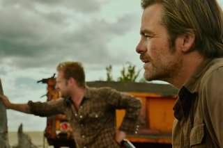 Hell or High Water: Chris Pine e Ben Foster nel film