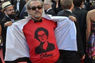 Cannes 2016: Uno scatto dal tappeto rosso del film Aquarius