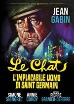 Locandina di Le chat - L'implacabile uomo di Saint Germain