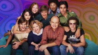 That 70's Show: il cast in un'immagine promozionale