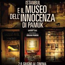 Locandina di Istanbul e il Museo dell'Innocenza di Pamuk