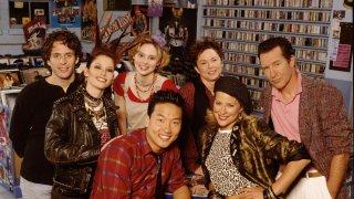 That '80s Show: un'immagine promozionale del cast