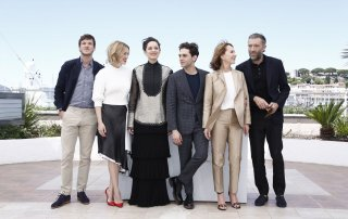 It's Only the End of the World: il cast al completo con Xavier Dolan
